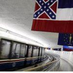 Misisipi quita el emblema confederado de su bandera