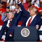 """Senador Graham conversó con Trump: """"Sonaba bien, sonaba optimista"""""""
