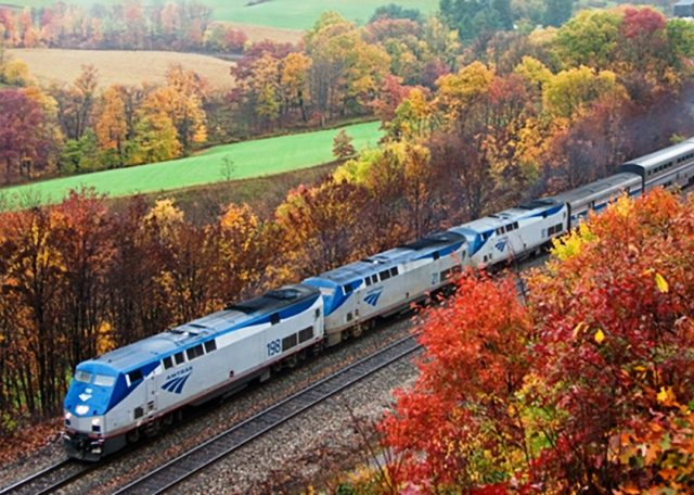 Gearing Up for The First Distanced Holiday Season, Amtrak Recommends Booking Thanksgiving Tickets Early
