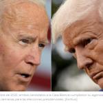 Trump y Biden visitan estados que buscan ganar el 3 de noviembre