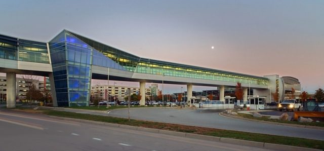 """T.F. GREEN AIRPORT RECOGNIZED WITH CONDÉ NAST TRAVELER'S 2020 READERS' CHOICE AWARD AS """"4TH BEST AIRPORT IN THE U.S."""""""