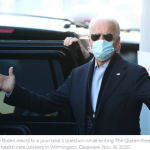 Biden Says Battle Against Coronavirus Needs Commander in Chief