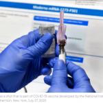Moderna pide aprobación para su vacuna contra COVID-19 en EE.UU. y Europa