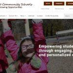 Westport Community Schools Launches New Website