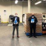 RI Community Food Bank Kicks Off Annual Holiday Drive