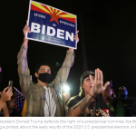 Biden Wins Arizona, Widening Electoral College Lead