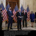 Top Republicans Line Up Behind Trump Challenge to Biden Victory
