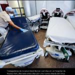 """OMS: Es """"impactante"""" ver lo que está sucediendo con la pandemia en EE.UU."""