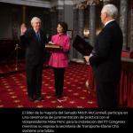Asume nuevo Congreso de Estados Unidos en vísperas de una semana decisiva