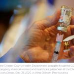 Moderna anuncia aumento en su produccion de vacunas COVID-19