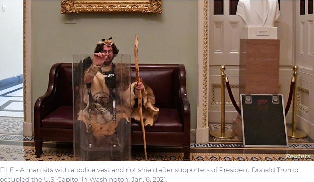 Identificados más de 170 sujetos vinculados al ataque al Capitolio