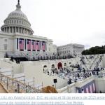 Biden y Harris asumirán el cargo en la nueva administración de EE.UU.