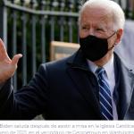 Biden firmará decreto alentando a comprar productos hechos en EE.UU.