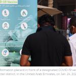 Contagios de COVID-19 en el mundo cerca de los 100 millones