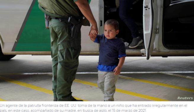 Más de 500 menores inmigrantes bajo custodia de EE. UU. tienen COVID-19