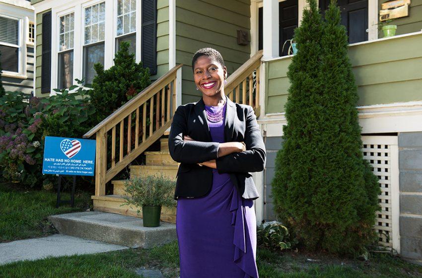 La concejal Nirva LaFortune busca la opinión de los residentes de Providence sobre el uso de $ 130 millones en fondos