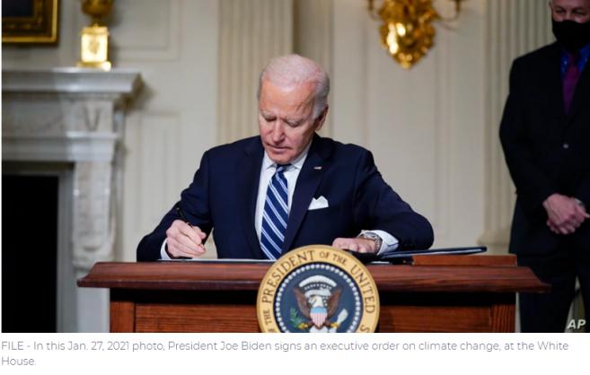 Biden hablará al Congreso a 100 días de asumir la presidencia