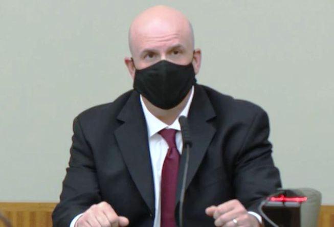 Oficial de policía de Cranston declarado culpable de simple asalto