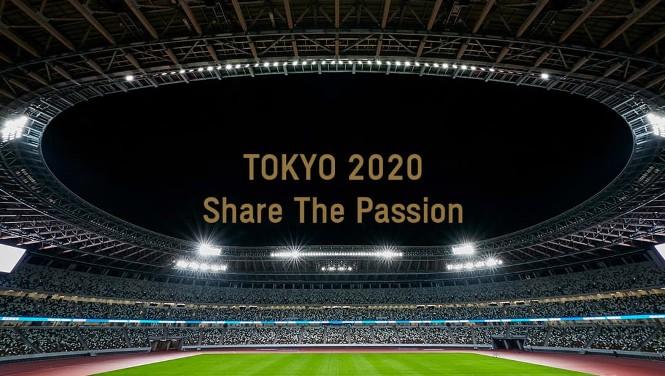 Tokio 2020 para permitir que los fanáticos envíen mensajes de texto y video a los atletas para su transmisión en el estadio