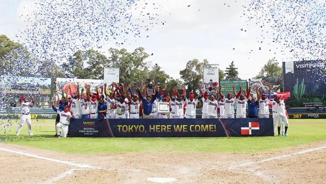 Final Clasificatorio de Béisbol WBSC – República Dominicana se clasifica para los Juegos Olímpicos de Tokio 2020