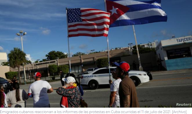 Congreso de Estados Unidos debate recientes protestas en Cuba