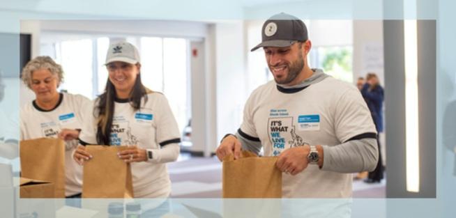 BCBSRI celebra la «década de dedicación», anunciando socios comunitarios para la décima edición anual de Blue en Rhode Island