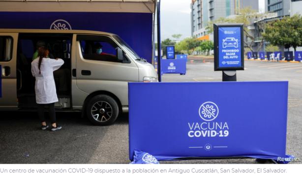 Honduras y El Salvador registran un drástico aumento de casos de COVID-19