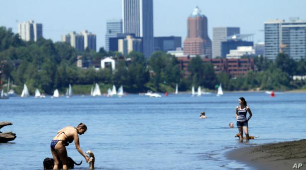 El noroeste de EE. UU. enfrenta otra ola de calor